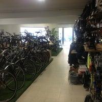 Photo taken at bikeemotion by Monsieur M. on 3/2/2013