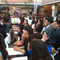 Photo taken at Facultad Comunicación y Letras UDP by Francisco D. on 11/29/2012