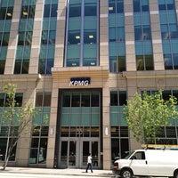 Photo taken at KPMG Building by Paweera R. on 5/12/2014