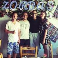 Photo taken at Zorbas by Валерий Л. on 8/7/2014