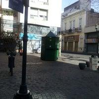 Photo taken at Plazoleta Ambrosio Funes by Martin L. on 10/20/2013