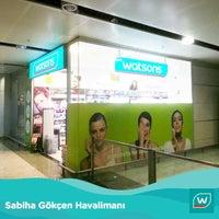 Photo taken at Watsons by Büşra S. on 4/9/2015