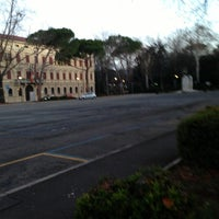 Photo taken at Piazza Cesare Battisti by Mario B. on 1/7/2013