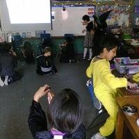 Photo taken at Hillcrest Elementary School by Regan S. on 10/31/2012
