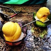 Photo taken at Phangan Homemade Ice cream by allvhey v. on 3/28/2013
