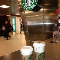 Photo taken at Starbucks by Анастасия on 3/7/2013