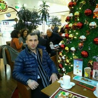 Photo taken at Teras Garden Cafe by Serkan C. on 12/19/2016