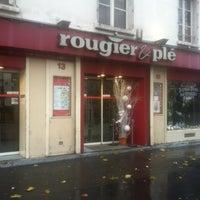 Das Foto wurde bei Rougier & Plé von Julien L. am 12/3/2012 aufgenommen