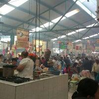 Photo taken at Mercado Benito Juárez by Javier S. on 9/27/2015