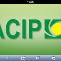 Photo taken at ACIP - Associação Comercial e Industrial de Paiçandu by Tony L. on 7/16/2013