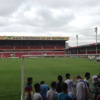 Photo taken at Banks's Stadium by Bogdan L. on 7/20/2013