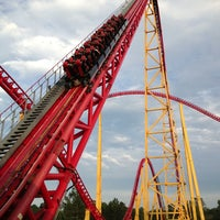 Photo taken at Intimidator 305 - Kings Dominion by Andrew B. on 6/17/2013