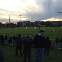 Photo taken at FirstEnergy Stadium - Cub Cadet Field by Andrew B. on 11/11/2012