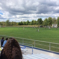 Photo taken at Zoeller Field by Andrew B. on 9/13/2015