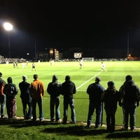 Photo taken at FirstEnergy Stadium - Cub Cadet Field by Andrew B. on 11/4/2012