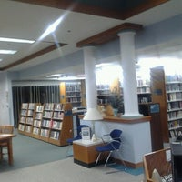 Photo taken at Marshall District Library by Scott P. on 10/7/2012