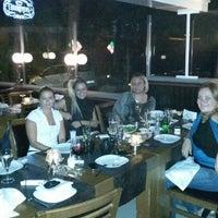 9/3/2014 tarihinde Ceren A.ziyaretçi tarafından Grappa Fine Food & Beverage'de çekilen fotoğraf