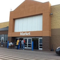 Photo taken at Walmart Supercenter by Bjørn on 10/21/2012