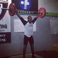 Liv Up Crossfit