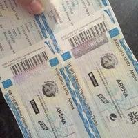 Foto tirada no(a) My Ticket por Larissa M. em 1/12/2015