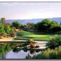Photo taken at Desert Willow Golf Course by Bran M. on 10/26/2014
