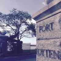 Photo taken at Fort Totten Park by Steven L. on 7/9/2017