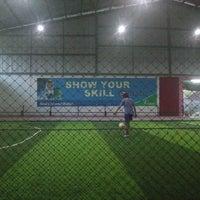 Photo taken at Megha Futsal by Gst A. on 10/1/2013