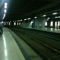 Photo taken at Belgradе Centre Railway Station by Momčilo K. on 9/9/2013