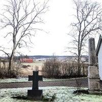 Photo taken at Rommele Kyrka by Alle L. on 2/3/2013