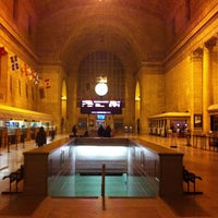 Photo taken at Union Station (YBZ) by Chris H. on 12/3/2012