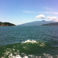 Photo taken at Howe Sound by Chris H. on 7/13/2013