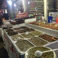 Photo taken at Mahmudabad Fruit Market | بازار روز محمود آباد by Shahab Y. on 10/8/2017