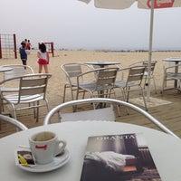 Photo taken at Praia do Titan by Pedro C. on 7/10/2013