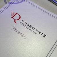Photo taken at Dubrovnik Restaurant by Alan B. on 10/18/2014