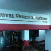 Photo taken at Hotel Venetur Prado Río by Alfredo U. on 7/13/2013