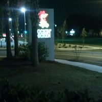 Photo taken at Kickin' Chicken West Ashley by Sarah W. on 12/26/2012