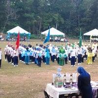 Photo taken at Sekolah Kebangsaan Puchong Jaya by Belina R. on 10/7/2012