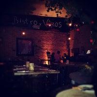 Photo taken at Bistro y Vinos by Javier C. on 11/18/2012