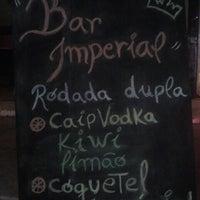Foto tirada no(a) Bar Imperial por Ana G. em 6/29/2013