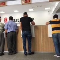 Photo taken at Ziraat Bankası by Abdurrahman G. on 6/1/2017