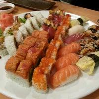 Photo taken at Sushi Para II by Cindy F. on 11/18/2012