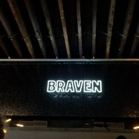 Photo taken at Braven Brewing Company by Dave S. on 10/13/2018