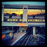 Photo taken at Bahnhof Berlin Ostkreuz by Danielle B. on 8/14/2012