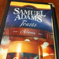 Photo taken at Samuel Adams Atlanta Brew House by Kevin L. on 7/25/2012