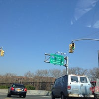 Photo taken at BQE Exit 39 by Charry D. on 3/19/2012