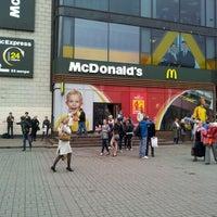 Photo taken at McDonald's by Aleksey P. on 4/24/2012