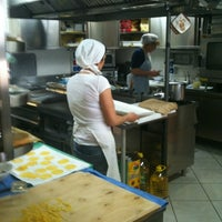 Photo taken at Ristorante Acquamarina by Alessandra N. on 6/8/2012