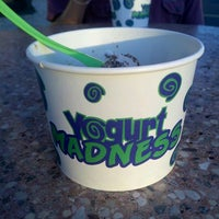 Photo taken at Yogurt Madness by Sheel P. on 6/17/2012
