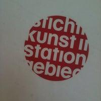 Photo taken at Kunst In Het Stationsgebied by Alex d. on 5/25/2012
