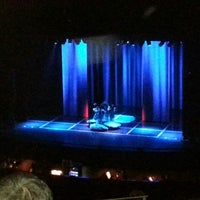 Photo taken at Stephens Auditorium by Hannah K. on 3/14/2013